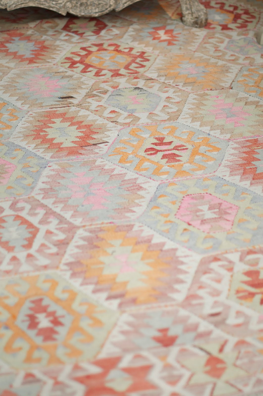 The Modern Sophisticate Turkish Barak Rug Inspired Girl 39 S Room