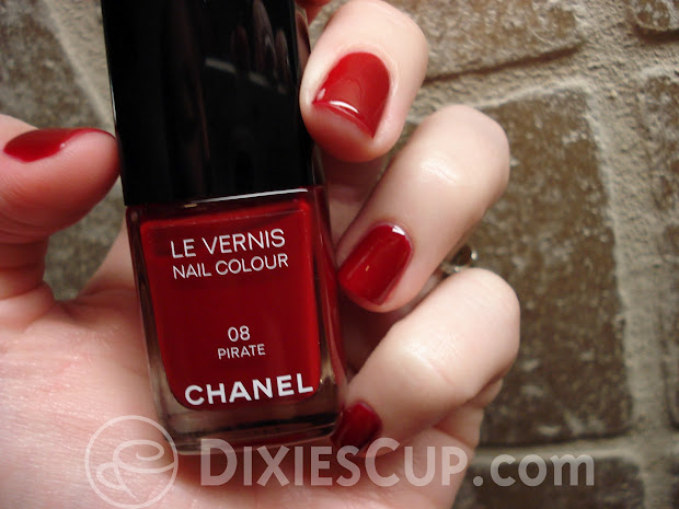 dixie's cup chanel - pirate