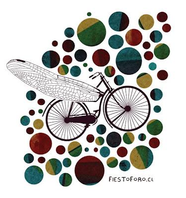bicicleta con alas