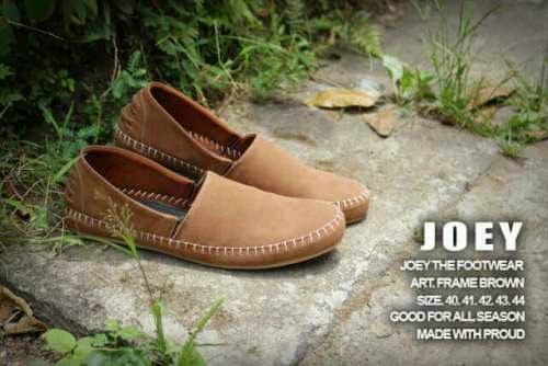 Sepatu Murah Berkualitas Joey Frame Brown
