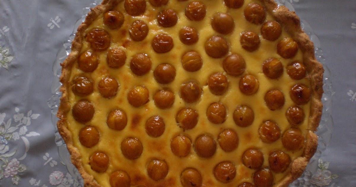 Cocinando para ellos tarta de mirabeles - Cocinando para ellos ...