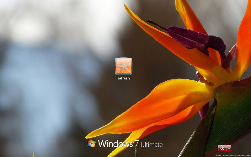 how to change the login screen background on windows 7 ultimate