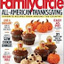 FREE 12 MONTH SUBSCRIPTION TO FAMILY CIRCLE MAGAZINE