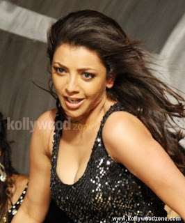 Kajal Agarwal new hot  Boobs