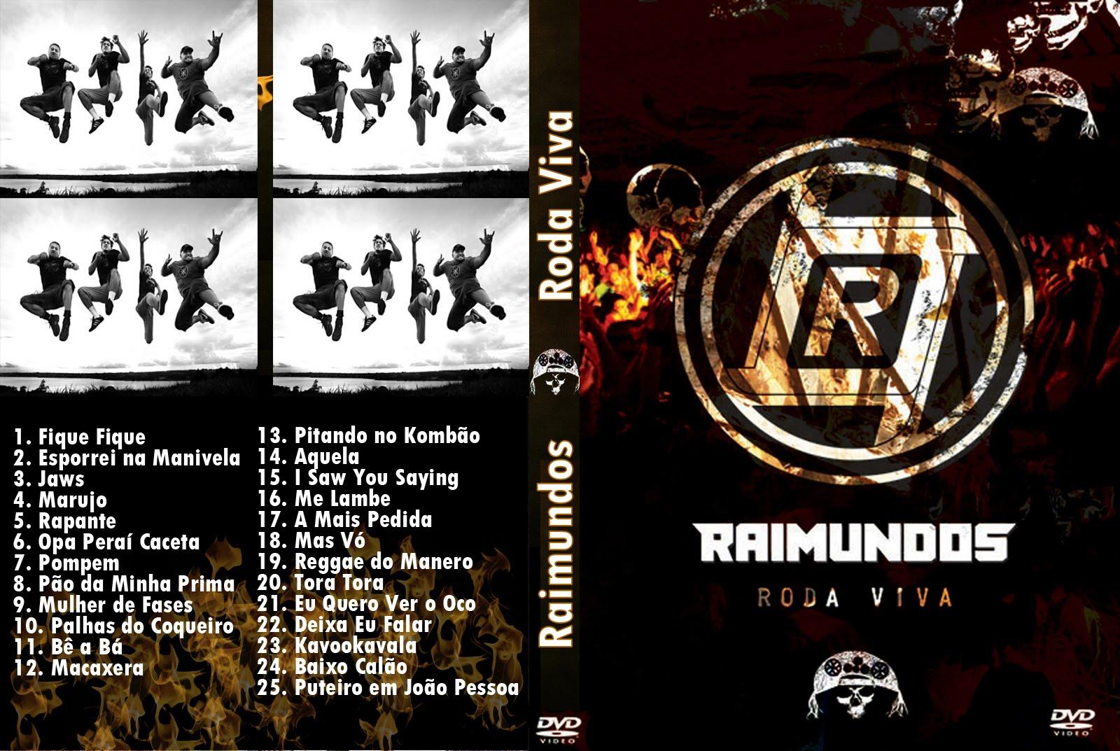 Raimundos Roda Viva DVDRip XviD (2011) Raimundos 2BRoda 2BViva