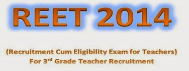 CLICK HERE FOR REET 2014