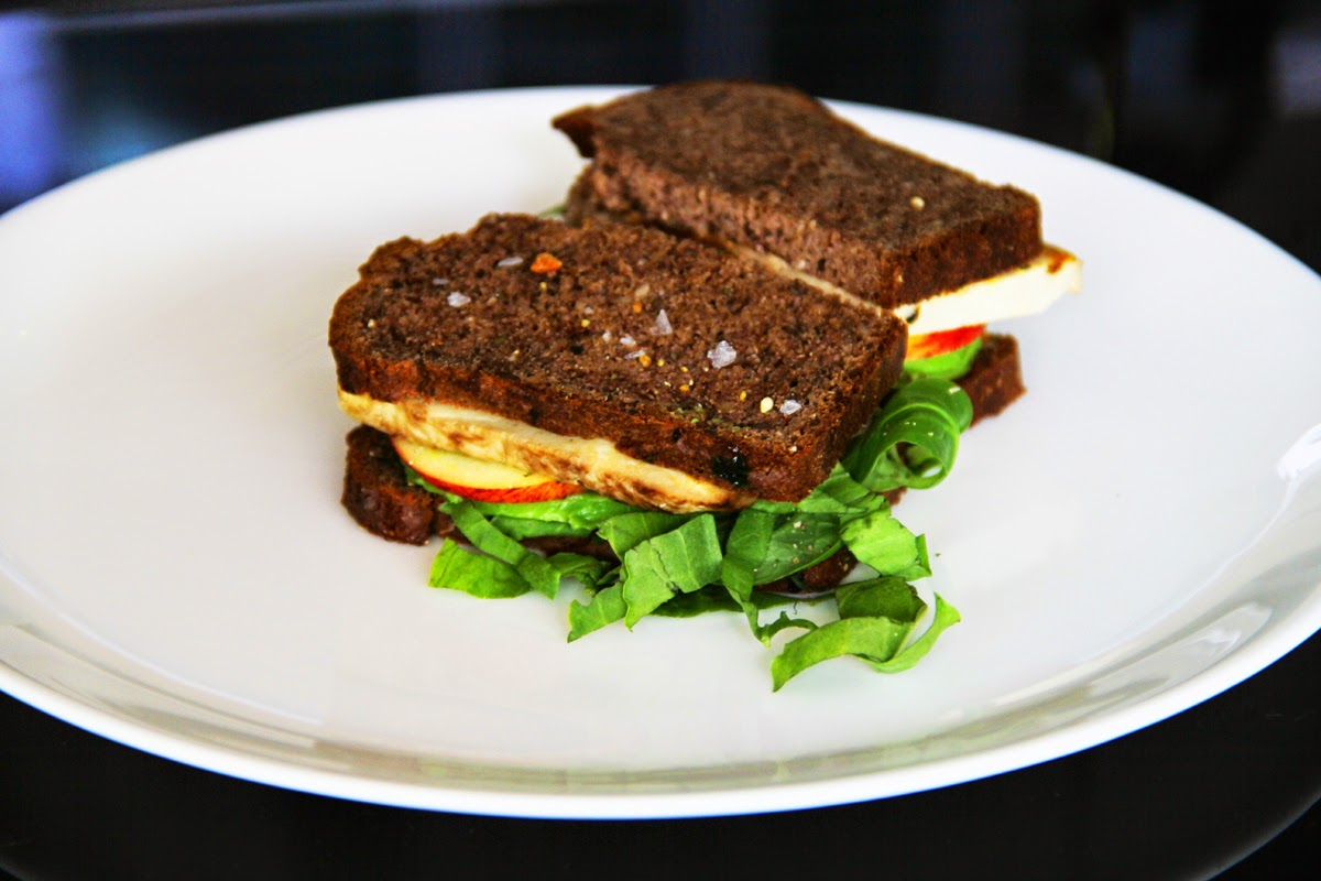sandwich healthy food nussbrot shan's kitchen shan rahimkhan
