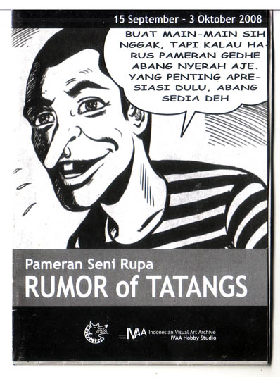 RUMOR OF TATANG S