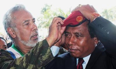 Timor-Leste: Partido Democrático admite viabilizar Governo de Xanana Gusmão