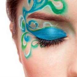 ideas de maquillaje para carnaval