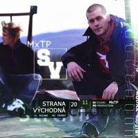 """Strana východná - """"Mixtape"""""""
