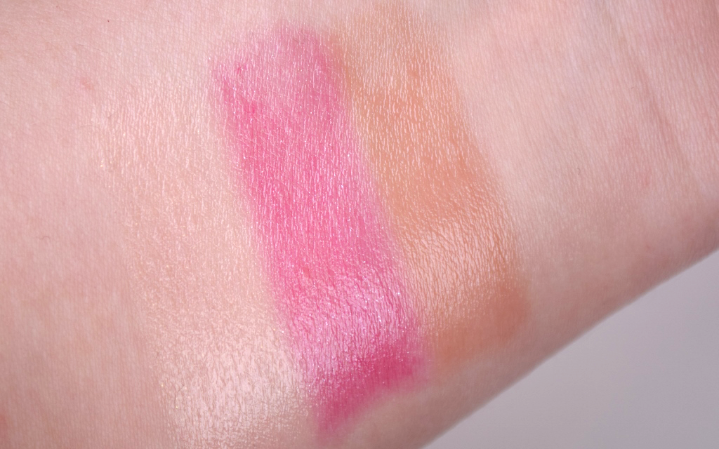 Essence Sheer & Shine Lipstick Swatches
