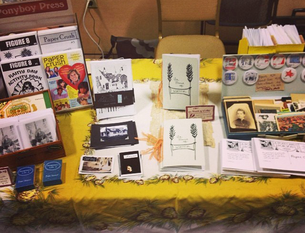 Zines by Ponyboy Press