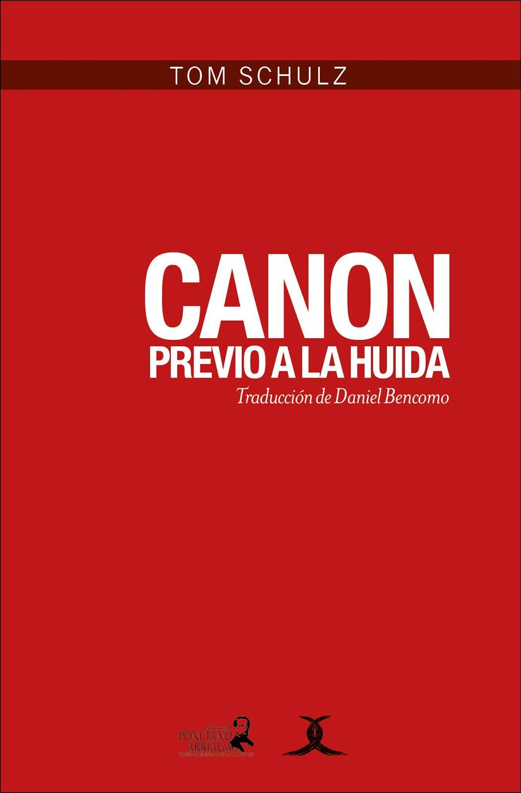 Canon previo a la huida (2015)