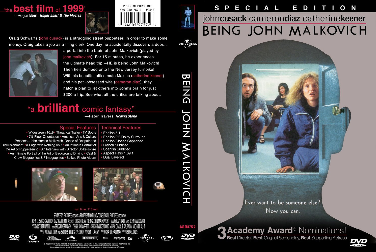 being john malkovich 300mb download