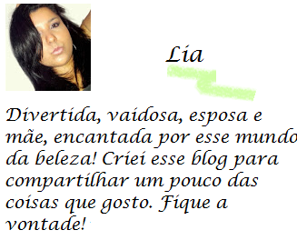 Autora do Blog