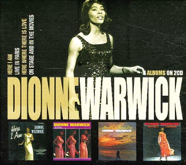 On Stage and in the Movies - Dionne Warwick | Songs
