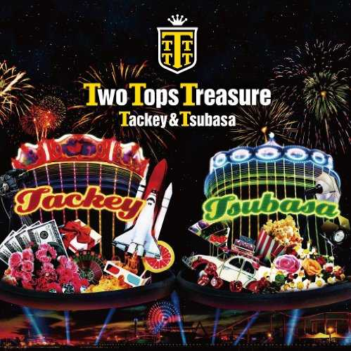 [MUSIC] タッキー&翼 – Two Tops Treasure/Tackey & Tsubasa – Two Tops Treasure (2014.12.03/MP3/RAR)
