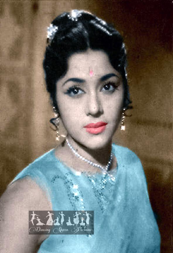 Dancing Queen Padmini Article In Filmfare Magazine 1969 A Long Look Back Padmini