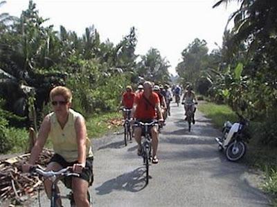 Du lịch bằng xe đạp