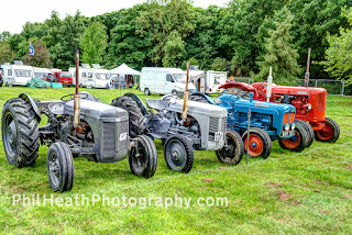 Elvaston Steam Rally, July 2015