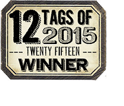 Tim Holtz May 2015 Winner