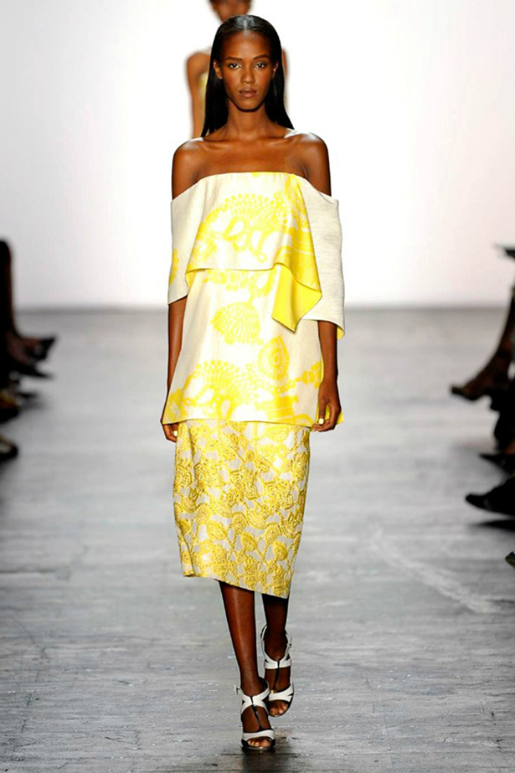 The best looks from NYFW SS16 - Prabal Gurung Runway