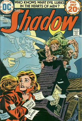 The Shadow #7, Frank Robbins