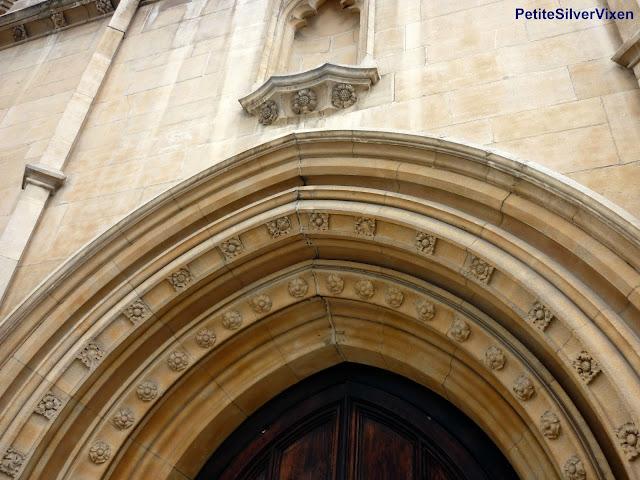 Church Door Arch | PetiteSilverVixen