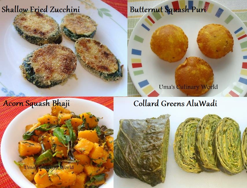 Umas culinary world indian recipes using american vegetables indian recipes using american vegetables indian recipes forumfinder Gallery