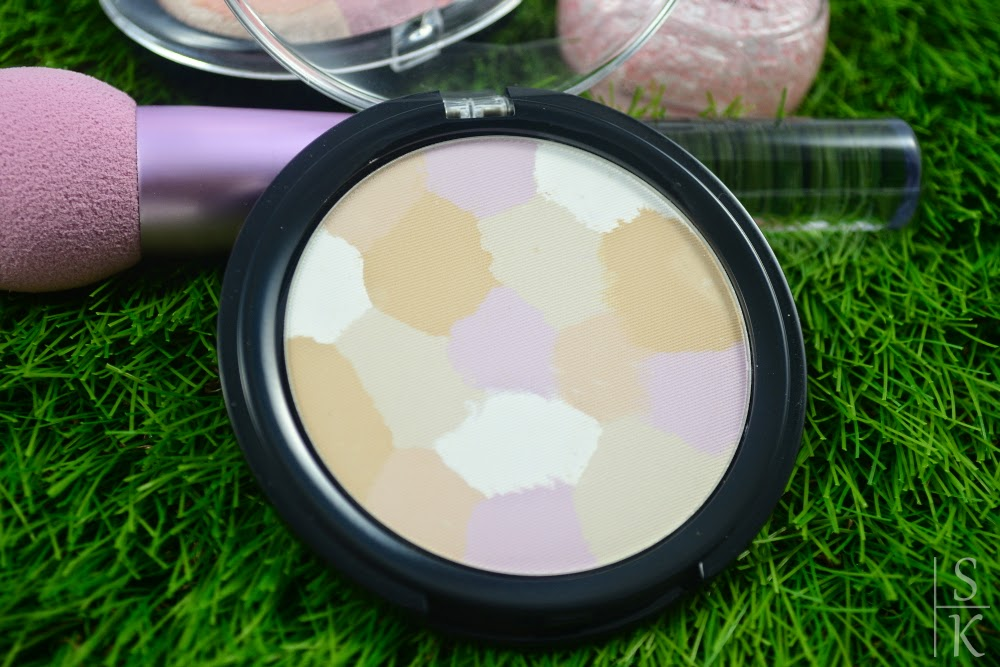 "p2 - Just dream-like multicolor correction powder ""020 Neutralize & Conceal"""