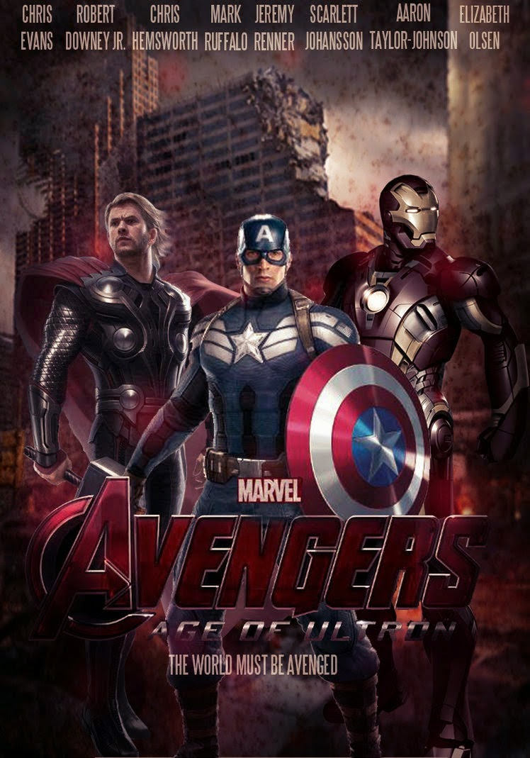 The Avengers : Age of Ultron - Film Streaming
