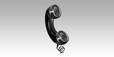 Telephone Icon (PSD)