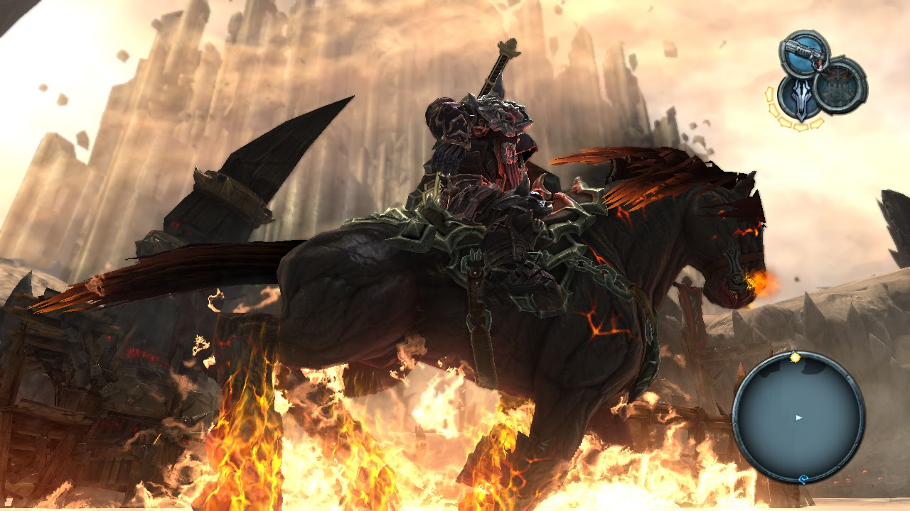 azeroth to zork  darksiders review