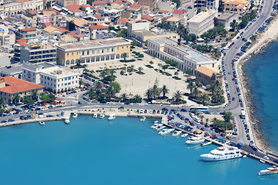 Hermosas playas en Grecia, Zakynthos island Greece