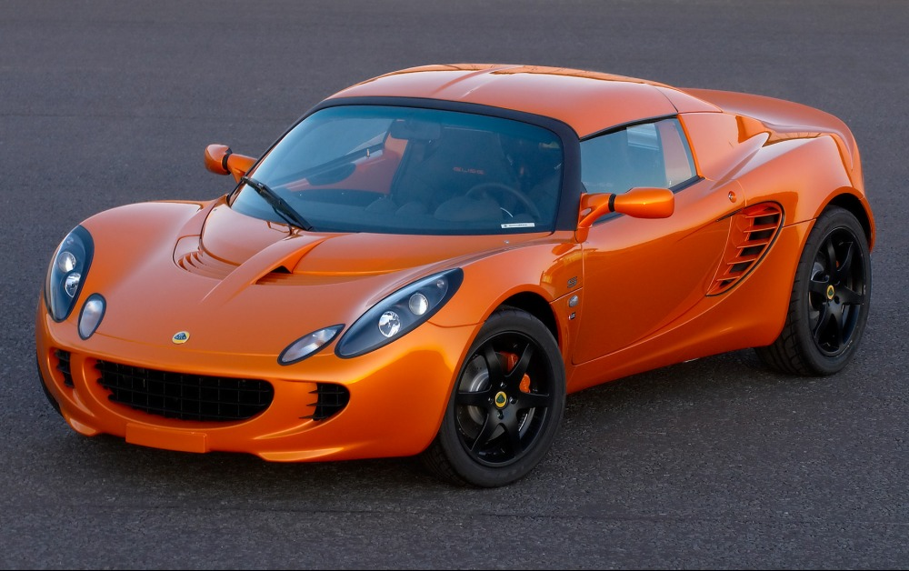 voitures et automobiles lotus elise. Black Bedroom Furniture Sets. Home Design Ideas