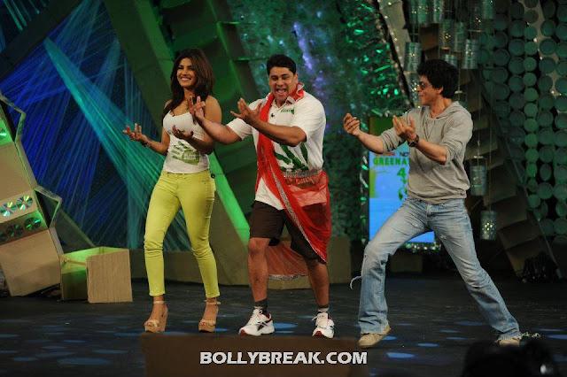 Priyanka Chopra  - (4) - Sridevi, Priyanka Chopra & Shweta Tiwari at Greenathon 2012.