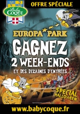 2 week-ends à Europa Park + 80 places pour Europa Park