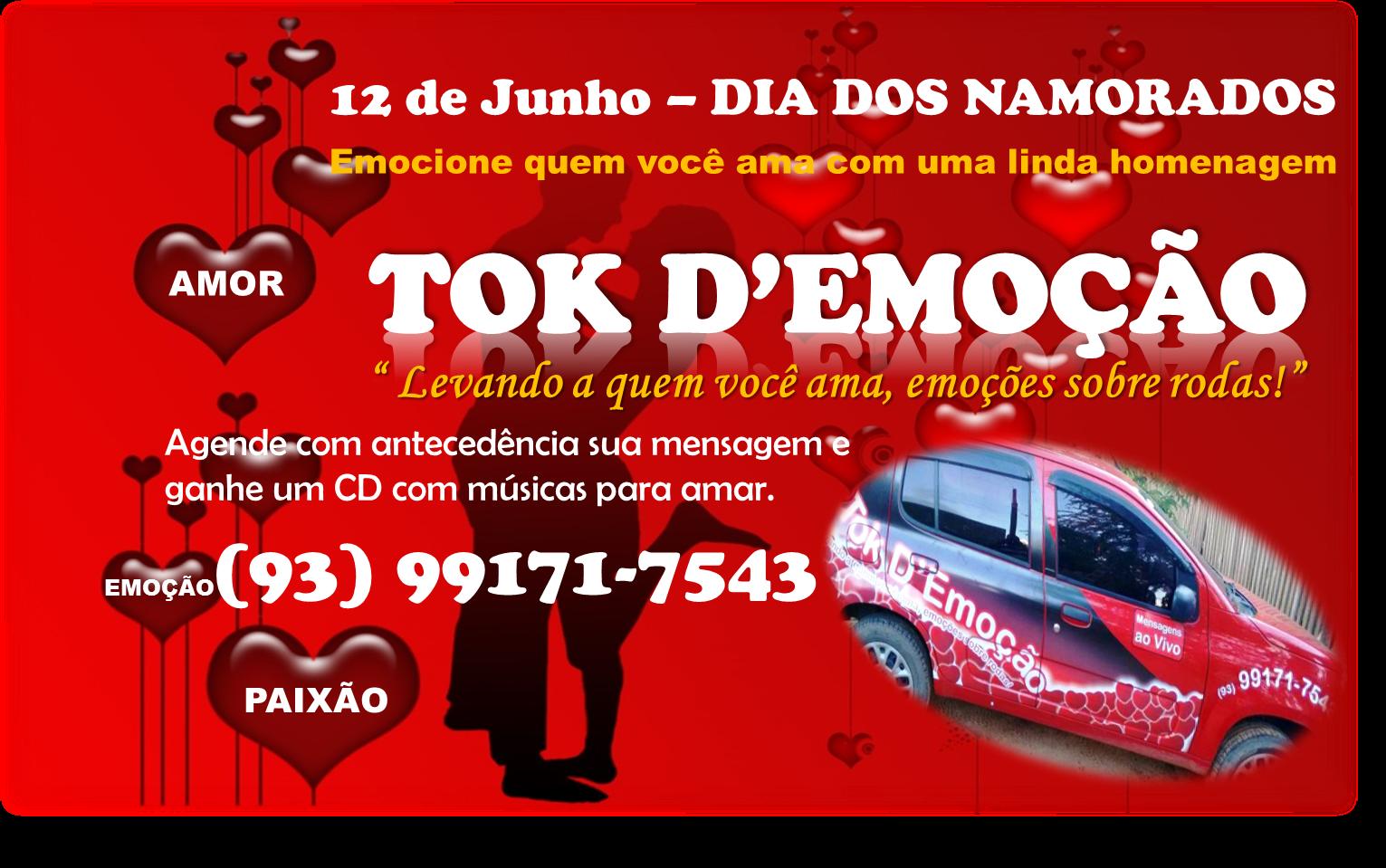 TOK D' EMOÇÃO