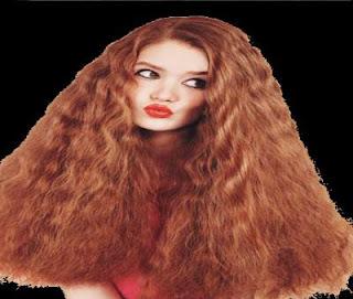 Truques para baixar o volume dos cabelos