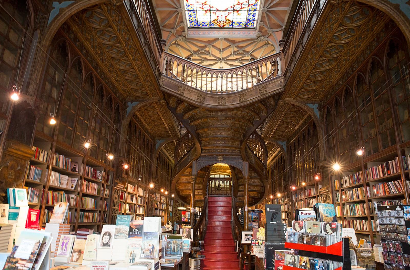Photo Club Mist Porto Librairie Lello