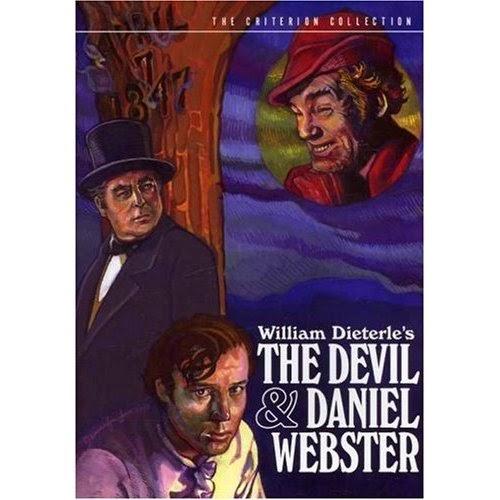 devil and daniel webster essay Brothersjuddcom reviews stephen benet's the devil and daniel webster - grade: a.