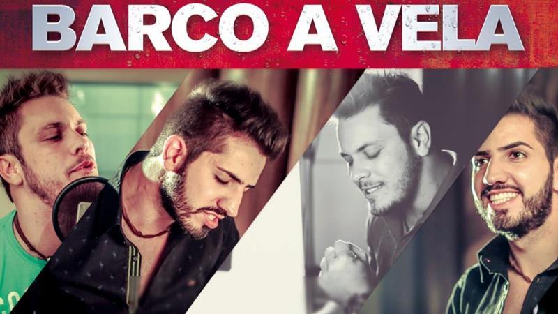 Junior Henrique e Rafael - Barco a Vela