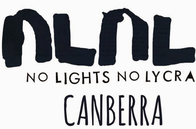 No Lights No Lycra Canberra