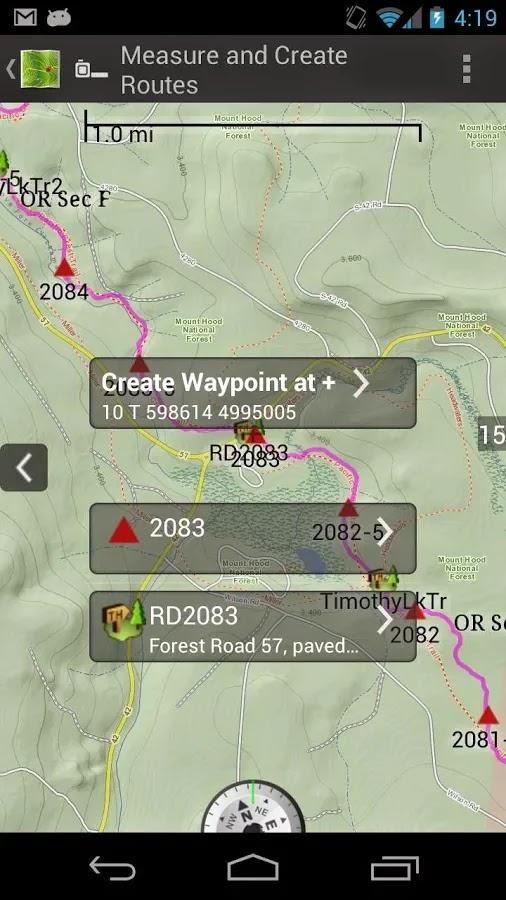 BackCountry Navigator PRO GPS v5.2.9