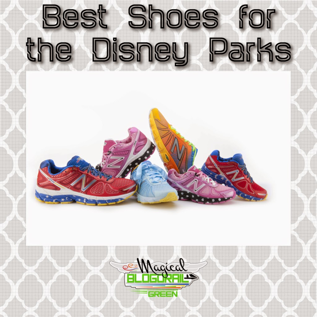Best Shoes for the Disney Parks