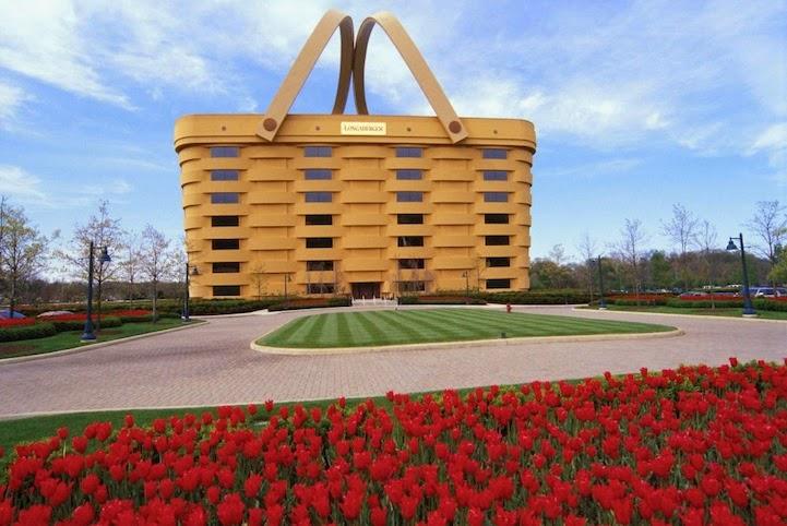 world's largest basket building