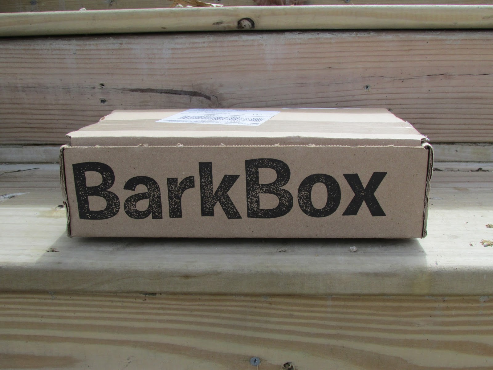 march 2014 barkbox review