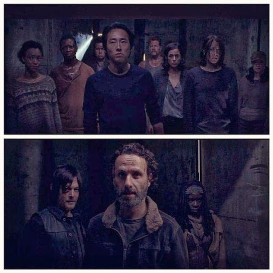 The Walking Dead Season 4 Final