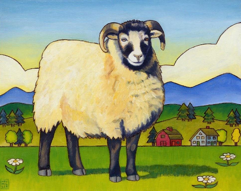 pinturas-modernas-de-animales